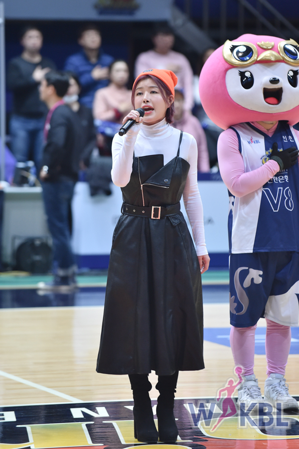 180121 인천 신한은행 vs 부천 KEB하나은행