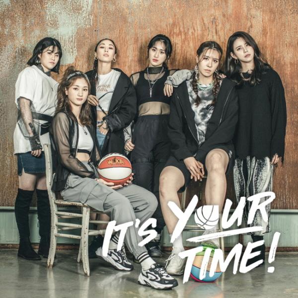 2020~2021시즌 'It's your time!' 디지털 화보사진