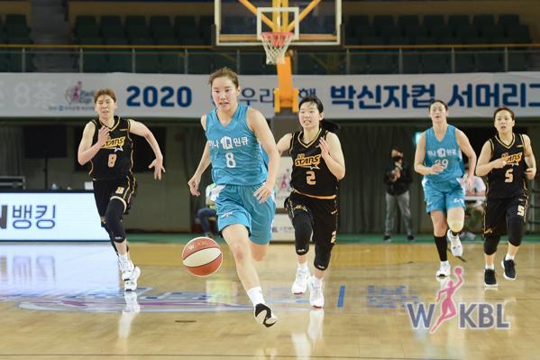 [박신자컵]200820 하나원큐 vs KB스타즈